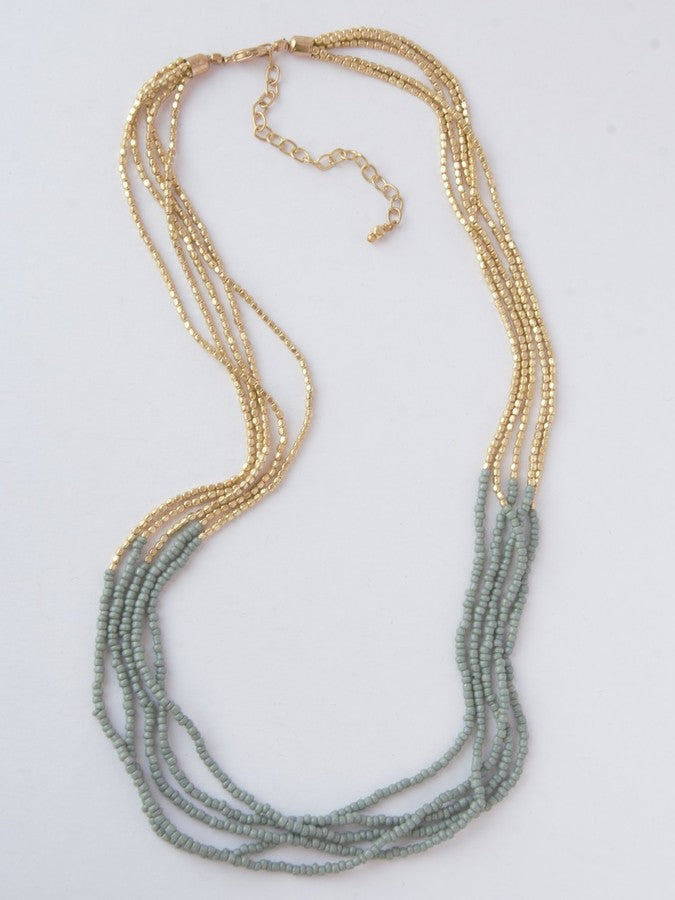 Grey Goddess Fair Trade Necklace