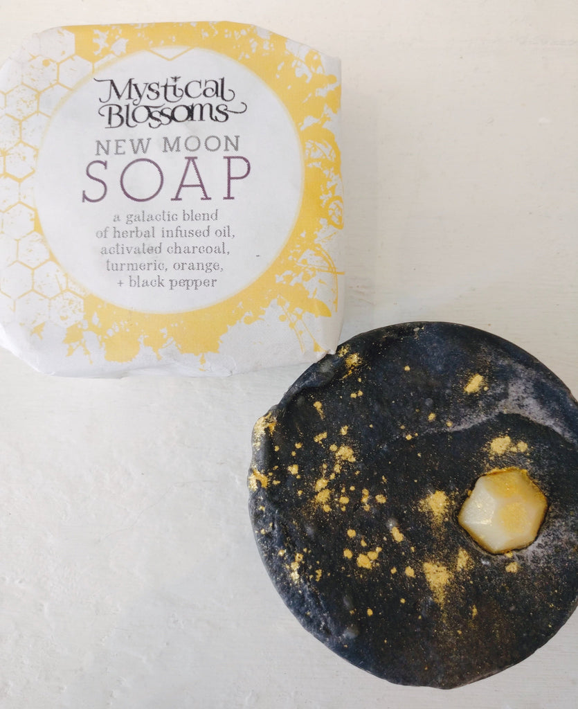 New Moon Soap