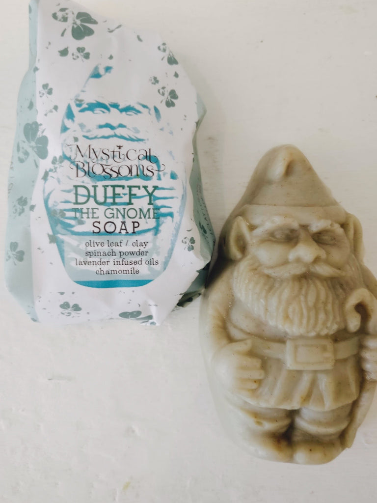 Duffy the Gnome Soap