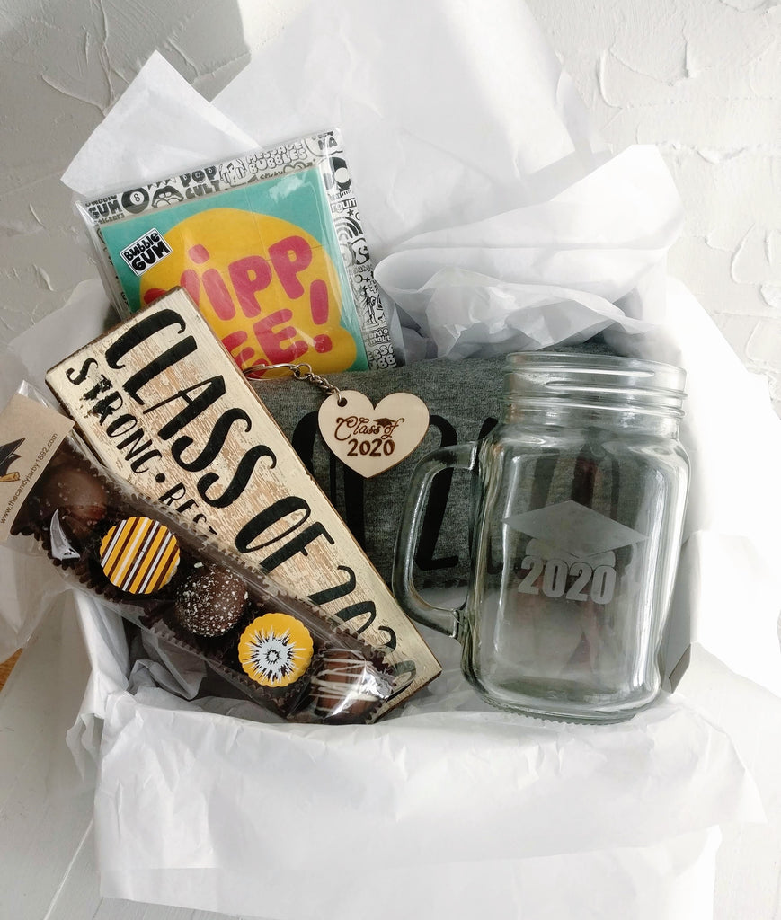 Deluxe Gift Box - Gifts for Grads