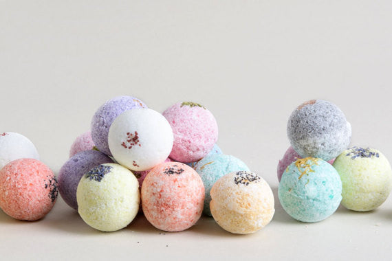 Lizush Bath Bombs - Mimosa Goods