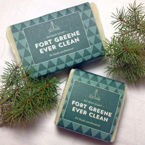 Fort Greene Ever Clean Bar Soap - Mimosa Goods - 1