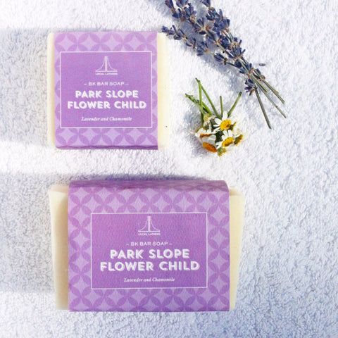 Park Slope Flower Child Bar Soap - Mimosa Goods - 1