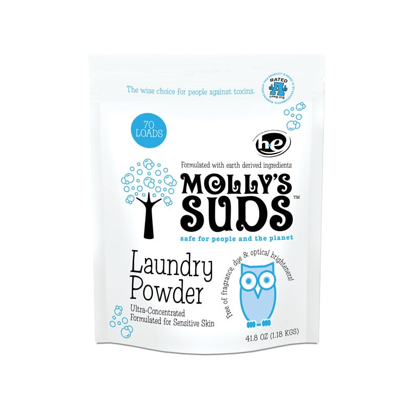 Molly's Suds Laundry Powder - Mimosa Goods