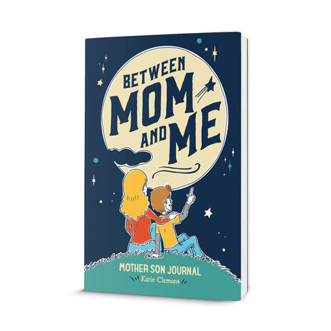 Between Mom and Me - Mother/Son Journal - Mimosa Goods - 1