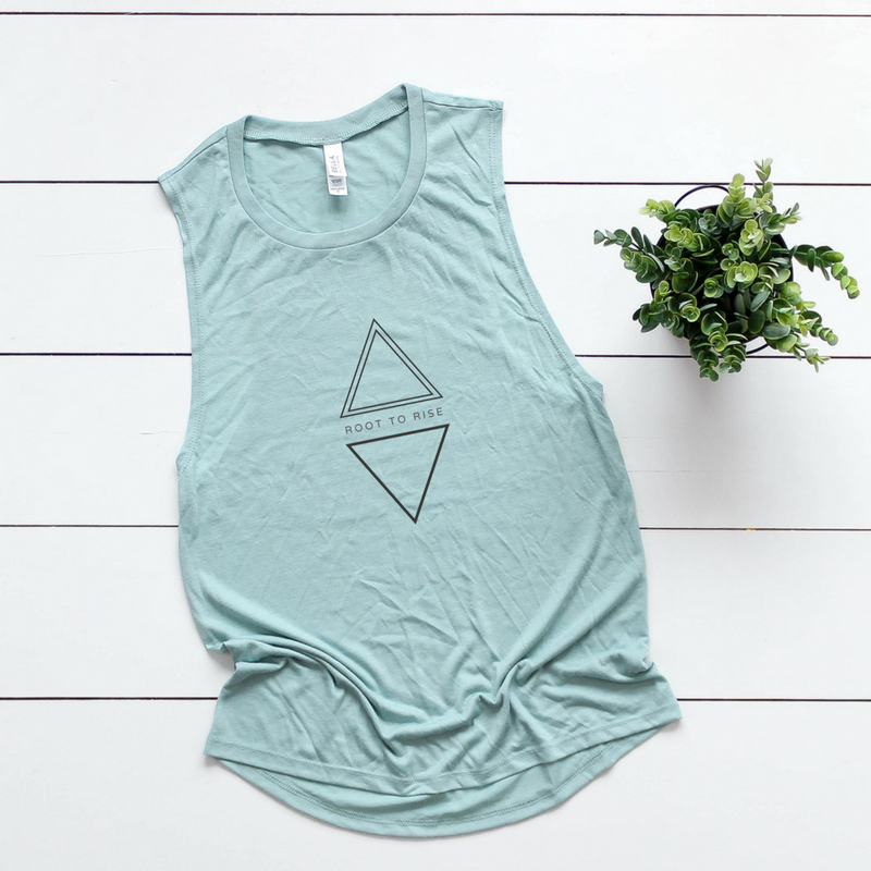 Root to Rise Yoga Tank