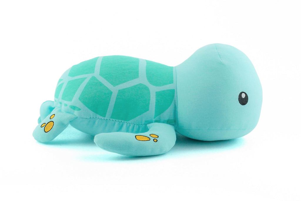 Tucker the Sea Turtle- Organic Stuffed Animal