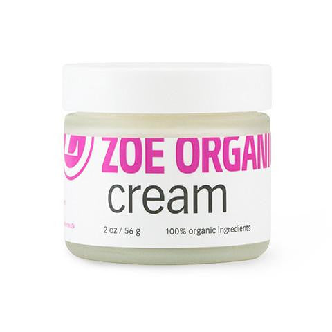 Cream by Zoe Organics - Mimosa Goods