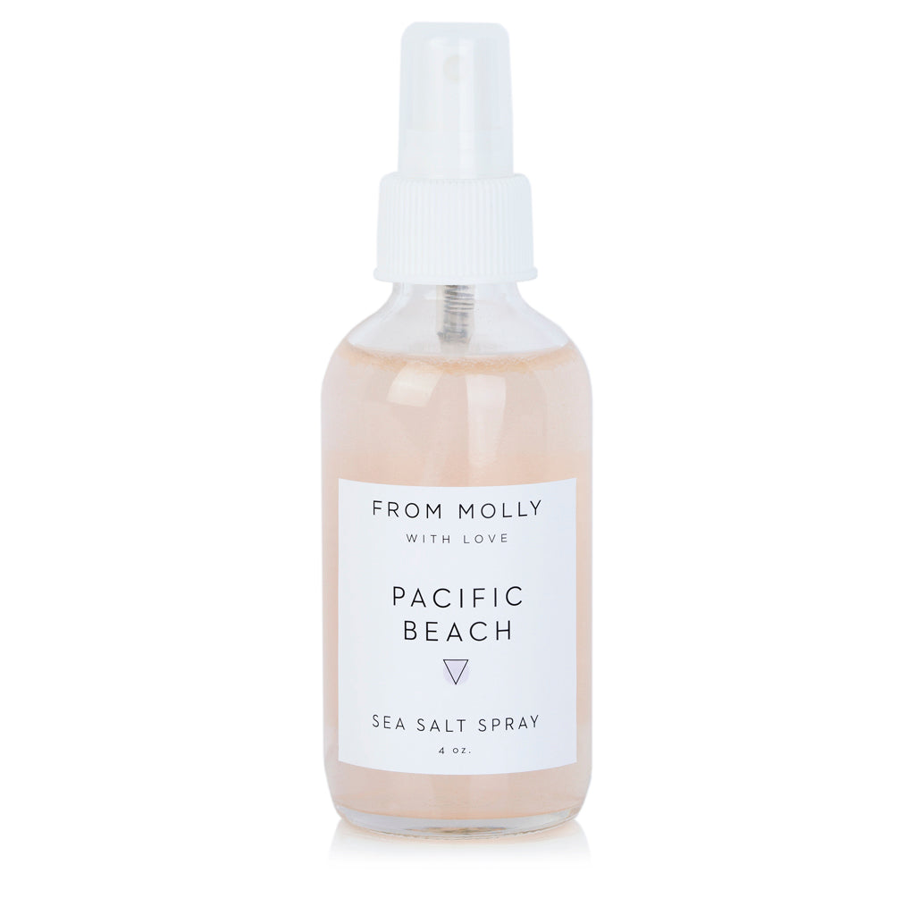 From Molly With Love - Pacific Beach Sea Salt Hair Spray
