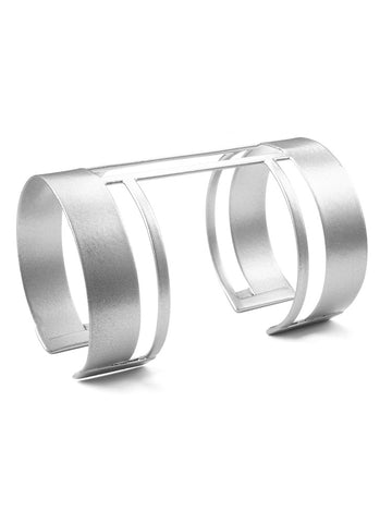 Ceres Cuff Silver - Mimosa Goods - 1