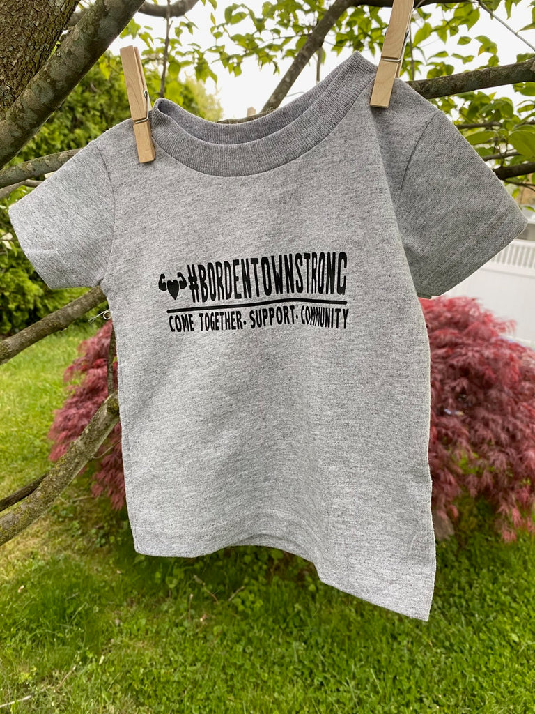 #BORDENTOWNSTRONG Toddler & Youth Tees (PRE-ORDER)