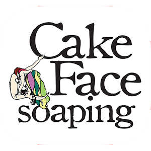 Cake Face Soaping - The Postman - 4.5 Bar Soap