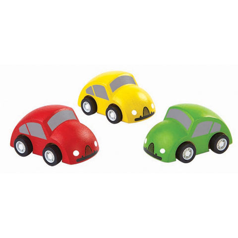 Cars - Set of 3 - Mimosa Goods