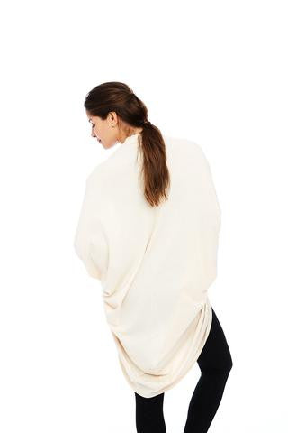 Cocoon Wrap in Cream - Mimosa Goods - 1