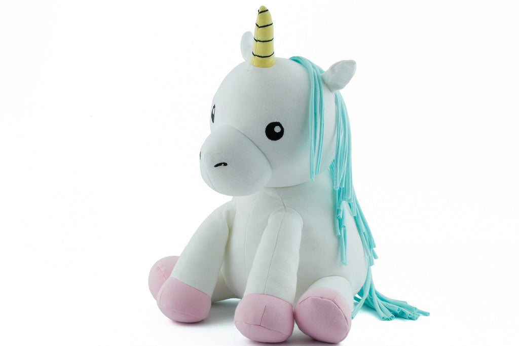 Cupcake the Unicorn - Organic Stuffed Animal