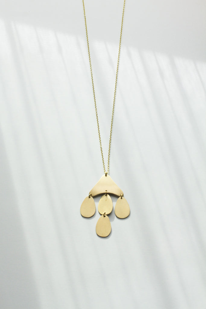 Rover & Kin - Droplet Necklace