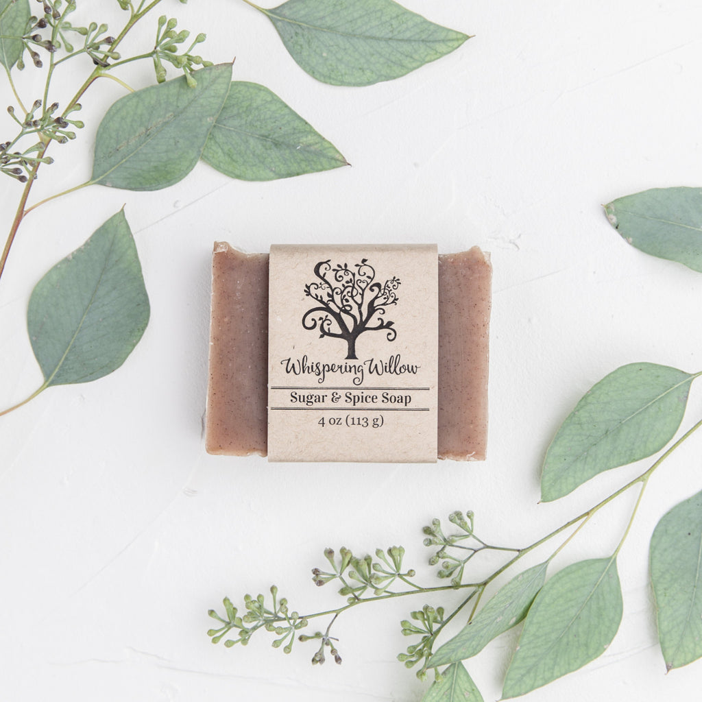 Whispering Willow - Sugar & Spice Bar Soap
