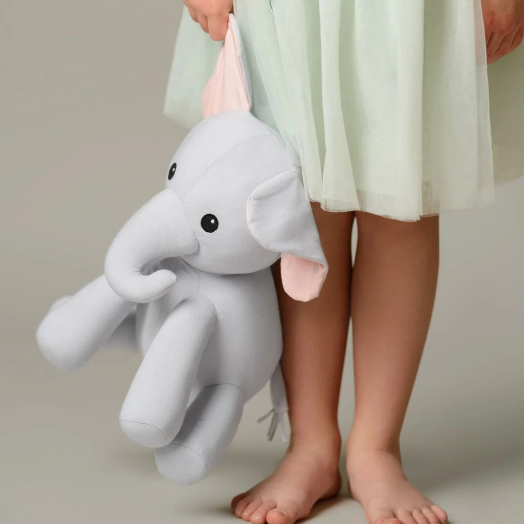 Edmund the Elephant - Organic Stuffed Animal