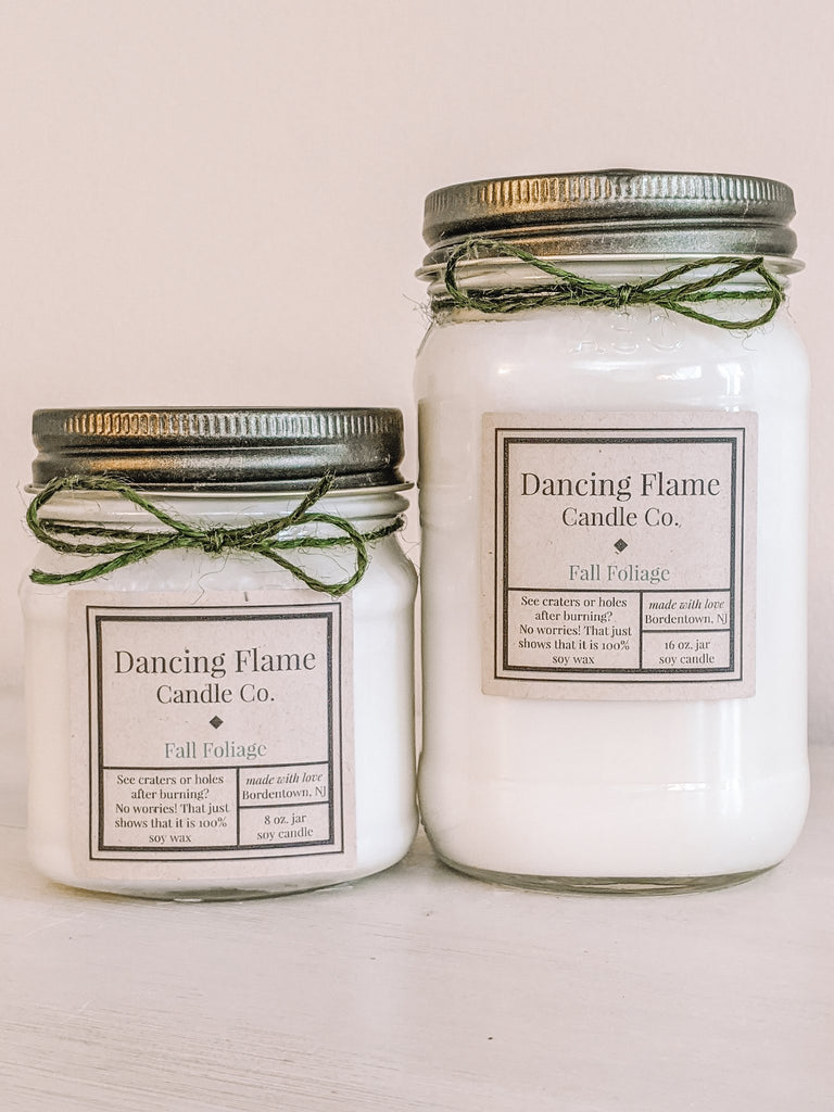 Dancing Flame Candle Co. - Fall Foliage