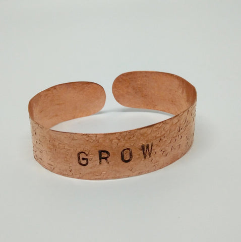 GROW Bracelets benefitting Jacey's Journey - Mimosa Goods - 1