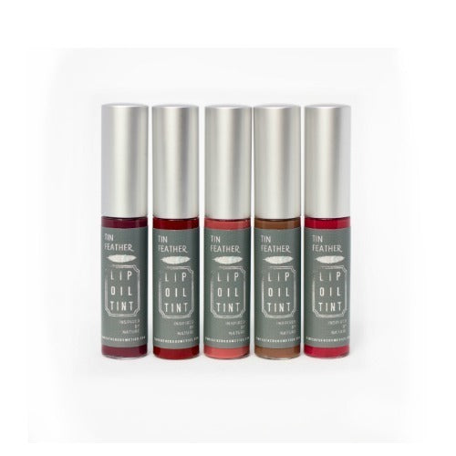 Tin Feather Lip Oil Tints