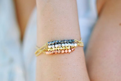 Nykelle Bracelet by The Shine Project - Mimosa Goods - 1
