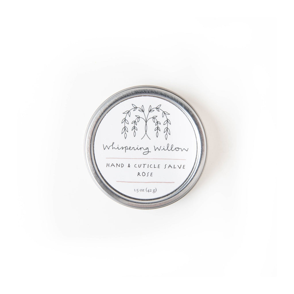 Whispering Willow - Rose Salve