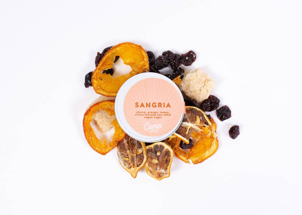 Camp Craft Cocktails - Sangria Infusion Kit