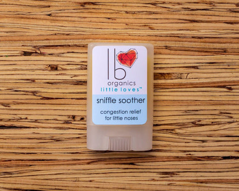 Little Loves Sniffle Soother - Mimosa Goods - 1