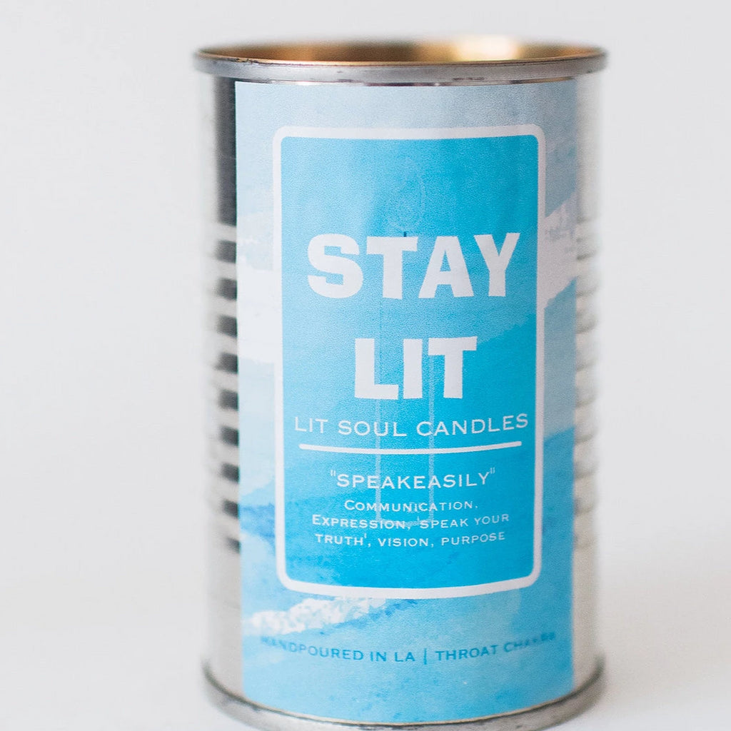 Stay Lit Soul Candles - Speakeasily 6oz Candle