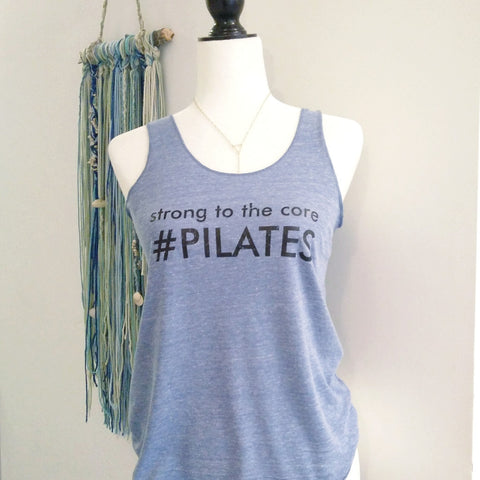 strong to the core pilates eco tank