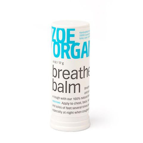 Breathe Balm by Zoe Organics - Mimosa Goods