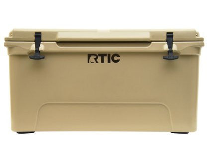 RTIC Cooler (RTIC 65 Tan) - Outdoor Gear