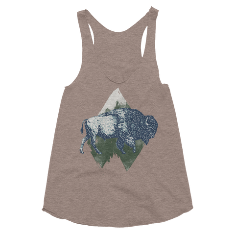 Bison Peak - Women's Tank Top