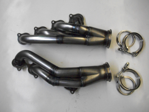 5.4 4V GT500 Turbo Headers