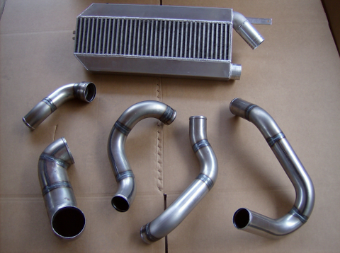 5.0 Intercooler  Kit