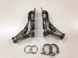 Coyote Swap Turbo Headers