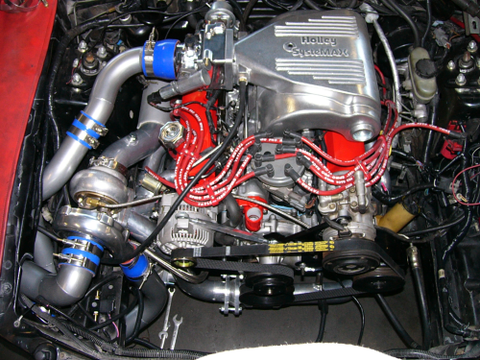 5.0 Mustang Turbo Kit