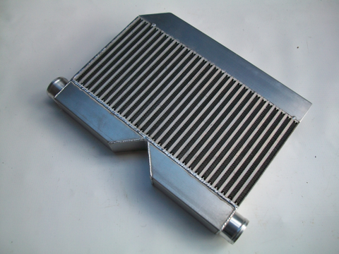 Custom Intercooler