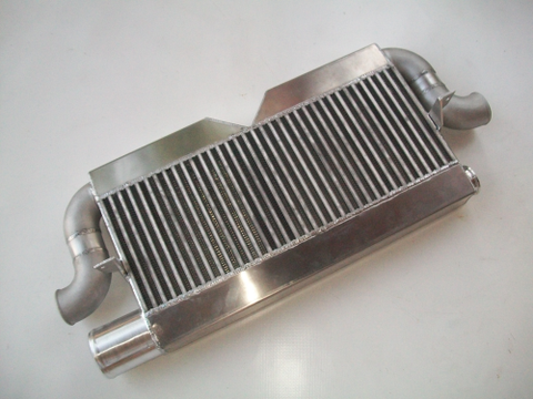 Twin Turbo Intercooler Kit