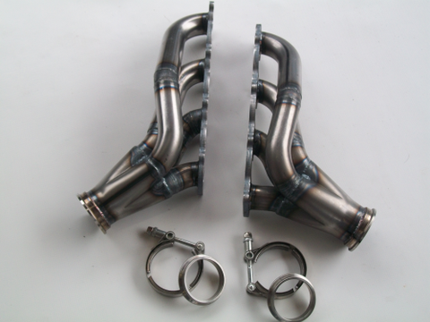 4.6 2V Turbo Headers A/C