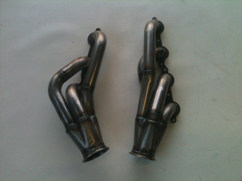 LS - 1 Turbo Headers