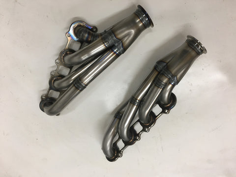 5.0 Coyote Headers
