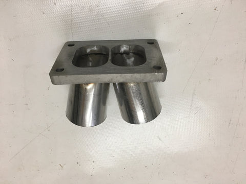 TO6 Divided Turbo Mount Flange