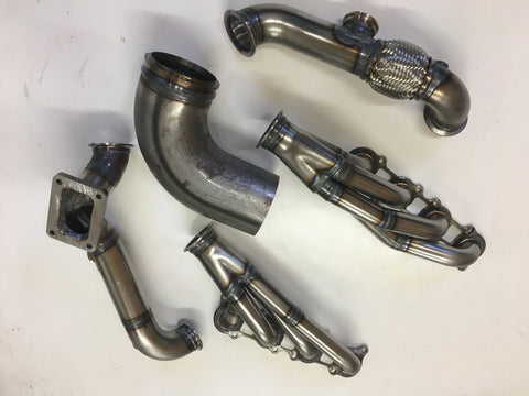5.0 Coyote 10-14 TO6 Turbo Race Kit