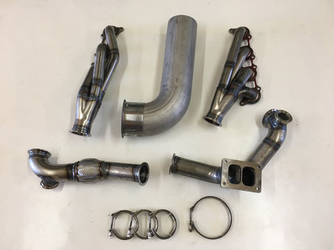 5.0 Coyote 15-18 TO6 Turbo Race Kit