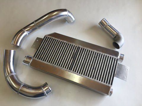 5.0 Coyote Single TO6 Turbo 15-18 Intercooler Kit