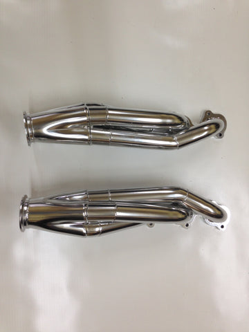 GT500 Turbo Racing Headers/Swap