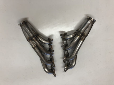 Coyote Swap Motor Plate Headers