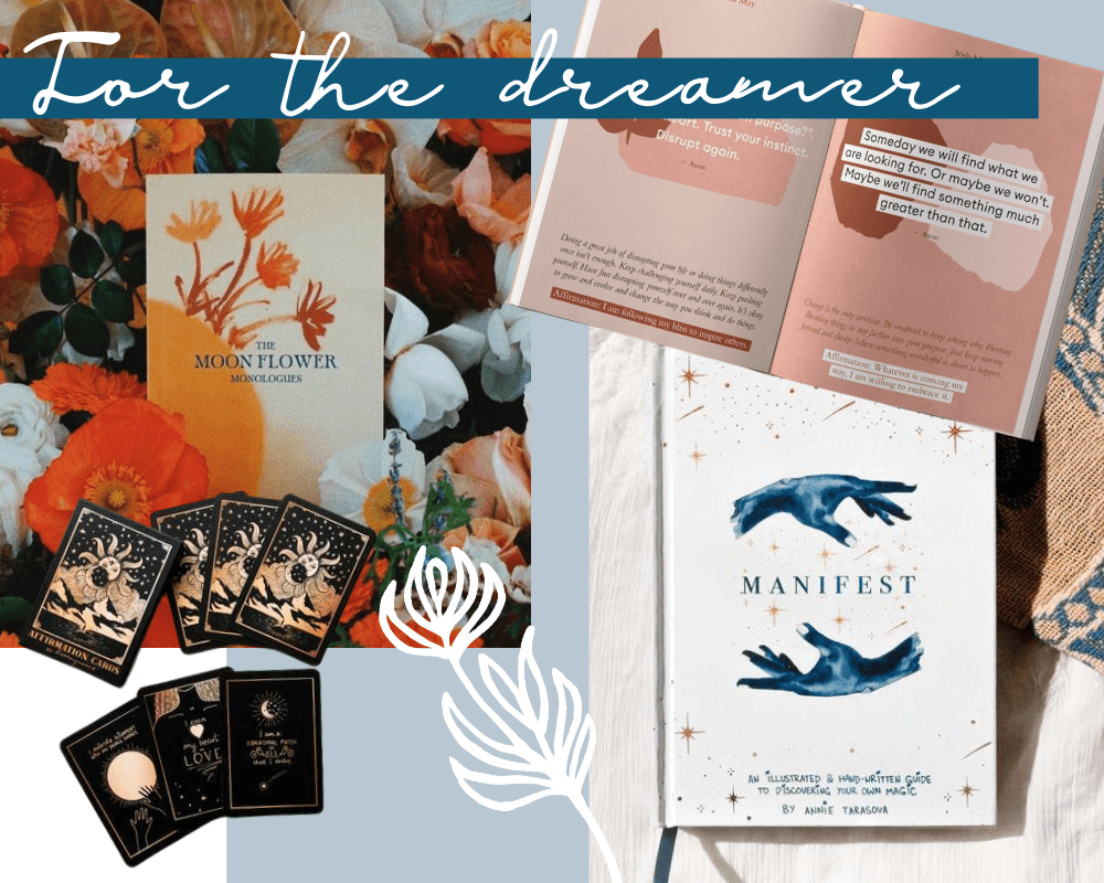 Christmas Gifts for the Dreamer